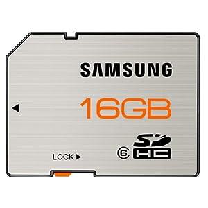 Samsung MB-SSAGA/EU Essential Class 6 SDHC 16GB Speicherkarte