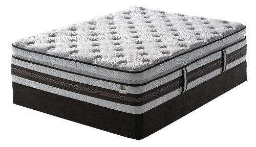 Serta Full Size Mattress Set front-1024467