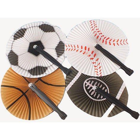 Sport Folding Fans