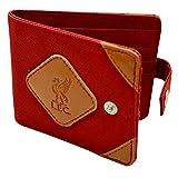 Liverpool FC Official Football Adventurer Money Wallet