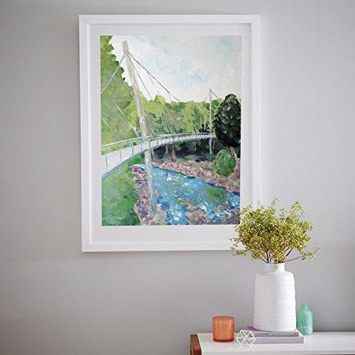 falls-park-on-the-reedy-architectural-bridge-painting-greenville-sc-art-print