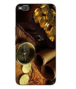 Case Cover Vintage Printed Yellow Hard Back Cover For HTC One X9 Smartphon