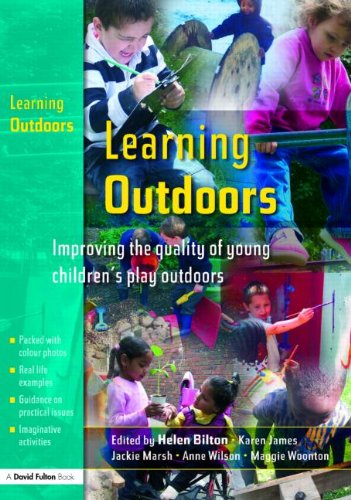 Learning Outdoors: Improving The Quality Of Young Children'S Play Outdoors front-707318