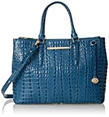 Brahmin Lincoln Satchel Top Handle Bag