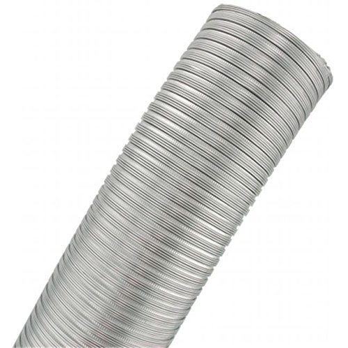 Dundas Jafine Inc. 4in. x 8ft. Semi Rigid Flexible Aluminum Ducting MFX48X /RM#G4H4E54 E4R46T32564006
