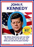 John F. Kennedy 1917-1963, Retro Comics 14, Historical Biography 3