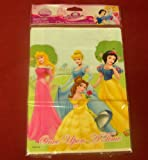 Set of 8 Party Treat Bags by Disney: ONCE UPON A TIME Disney Princess