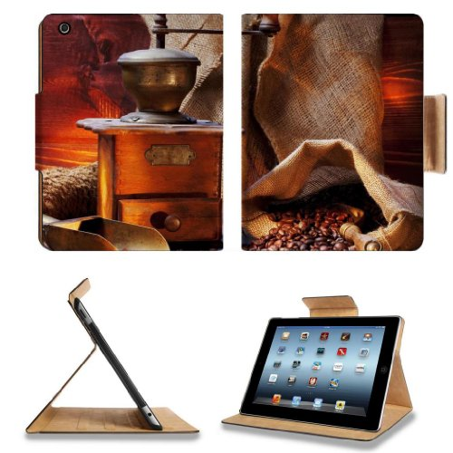 Coffee Bean Brown Grinder Bag Apple Ipad 2nd 3rd 4th Flip Case Stand Smart Magnetic Cover Open Ports Customized Made to Order Support Ready Premium Deluxe Pu Leather 9 7/8 Inch (250mm) X 7 7/8 Inch (200mm) X 5/8 Inch (17mm) MSD Ipad Professional Ipad generation Accessories Retina Display Graphic Background Covers Designed Model Folio Sleeve HD Template Designed Wallpaper Photo Jacket Wifi 16gb 32gb 64gb Luxury Protector