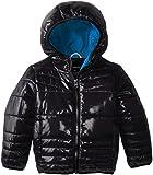 Calvin Klein Little Boys Reversible Puffer Coat