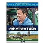 Promised Land (Blu-ray + DVD + Digital Copy + UltraViolet)