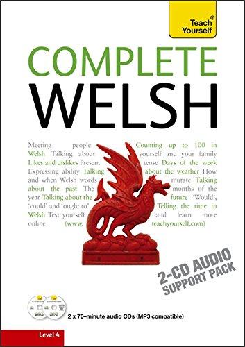 Learn welsh audio book