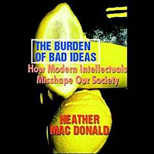 The Burden of Bad Ideas Audiobook