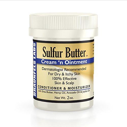 Sulfur Butter Cream 'n Ointment (Sulphur Cream compare prices)