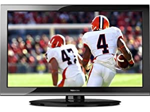 Toshiba 40E220U 40-Inch 1080p 60Hz LCD HDTV (Black)