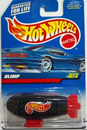 Hot Wheels Blimp #1074 Year:1999 - 1