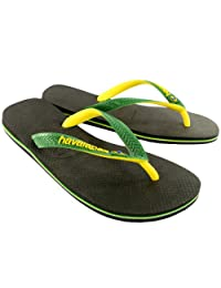 Mens Havaianas Brasil Mix Summer Flip Flops Sandal Slip On Flats