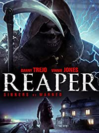 Reaper (2015) Horror | Sci-Fi ( HD ) New Theater RLS