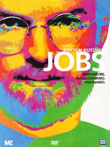 jobs dvd Italian Import by ashton kutcher