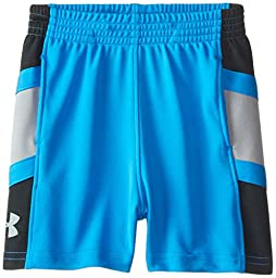 Under Armour Baby Boys\' Buzzer Beater Short, Blue Jet, 18 Months