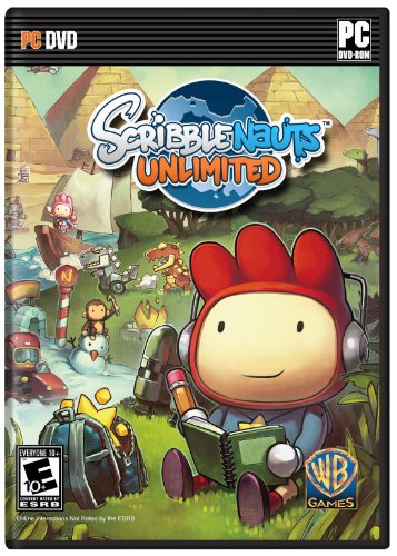 Scribblenauts Unlimited [Download] front-853606