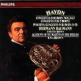 Horn Concerti 1 & 2