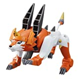 Digimon Xros Wars Action Figure: Dorulumon (Completed Figure)