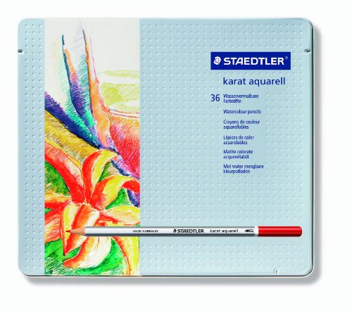 Staedtler Watercolor Pencils