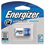Energizer® - e2 Lithium Photo Battery, CR2, 3Volt, 1 Battery/Pack - Sold As 1 Each - Count on it shot after shot.