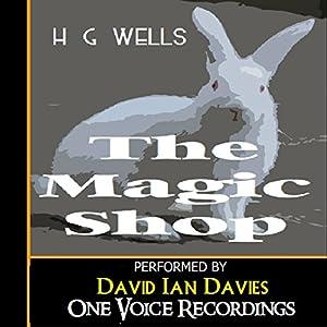 The Magic Shop Audiobook