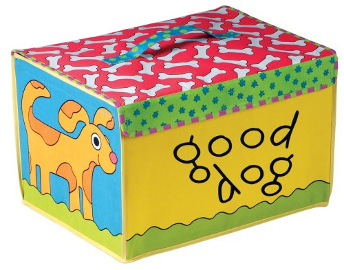 Pet Stages Good Dog Toy Box
