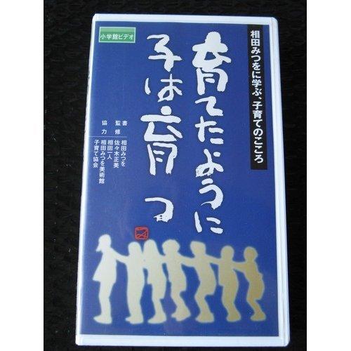 相田みつを:育てたように子は育つ―相田みつを美術館協力 (<VHS>)