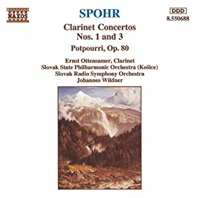 Potpourri in F major on themes from P. von Winter, Op. 80: I. Larghetto