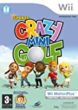 echange, troc Crazy Mini Golf (Wii) [import anglais]