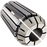 """Dorian Tool ER20 Alloy Steel Ultra Precision Collet, 0.355"""" - 0.375"""" Hole Size"""