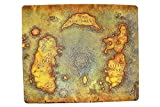 World of Warcraft Gaming Mouse Pad Atlas Edition (M)
