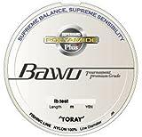 東レ(TORAY) ライン BAWO スーパーハード ポリアミドプラス 150m 5lb