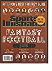 Sports Illustrated Fantasy Football Guide, 2015 ( American Best Fantasy Guide )