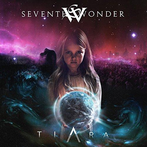CD : Seventh Wonder - Tiara (CD)