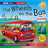 The Wheels On The Bus: Favourite Nursery Rhymes (BBC Audio Children's) title=