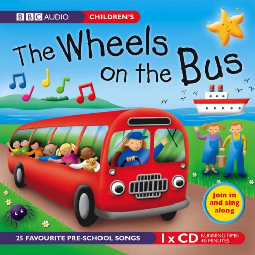 The Wheels On The Bus Go Round And Round The little kids that sing that