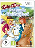 Video Games - Bibi & Tina: Das gro�e Reiterfest - [Nintendo Wii]