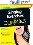 Singing Exercises For Dummies: with CD