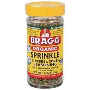 Bragg Organic Sprinkle Seasoning 1.50 Ounces