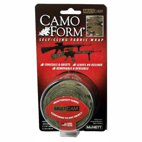 "Mcnett Camo Form Protective Camouflage Wrap, Multicam 2"""