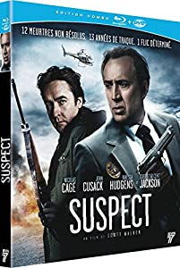 Suspect - Combo DVD + Blu-ray [Combo Blu-ray + DVD]