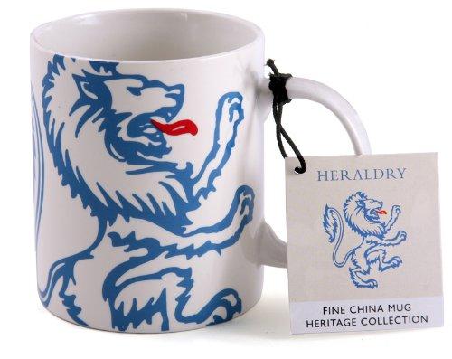 Blue Lion Fine China Mug