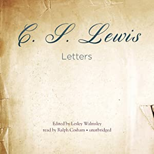 Letters Audiobook