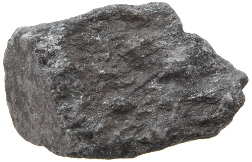 American Educational Fine Grained Specular Black Hematite Mineral (Pack of 10)