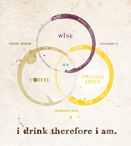 Vinteja charts of - Drinks - A3 Poster Print (13398 Chart compare prices)