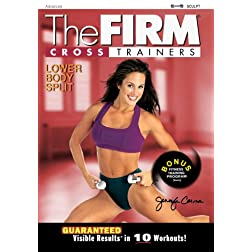 The Firm: Cross Trainer: Lower Body Split